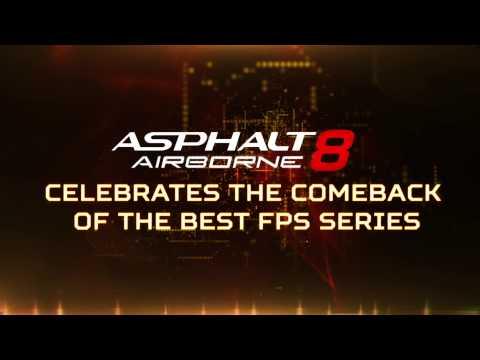 Asphalt 8 получила дополнение в честь предстоящего выхода Modern Combat 5