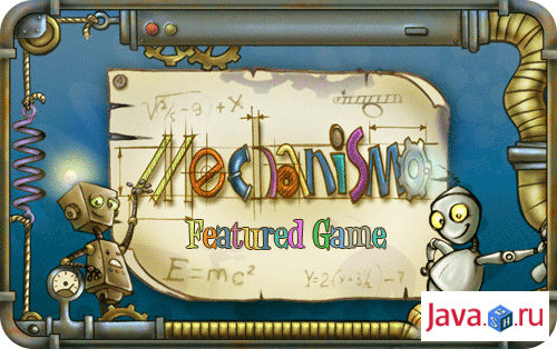 Mechanismo Featured Game