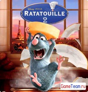 Встретим 2008 год крысы в роли самой крысы \'Ratatouille 2: Cheese Rush\' от THQ Wireless