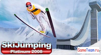 Breakpoint \'Ski Jumping Platinum 2008\' - уход на платину