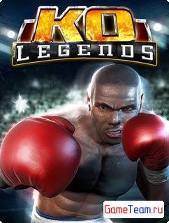 Gameloft \'KO Legends\' - Бей в кость!