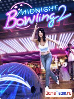 Gameloft 'Midnight Bowling 2' - Полуночный Боулинг 2!