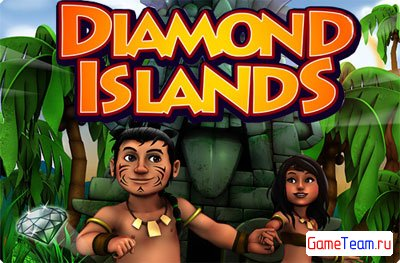 Digital Chocolate 'Diamond Islands' - Алмазный остров!