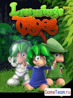 Glu Mobile 'Lemmings Tribes' - Новые Лемминги!