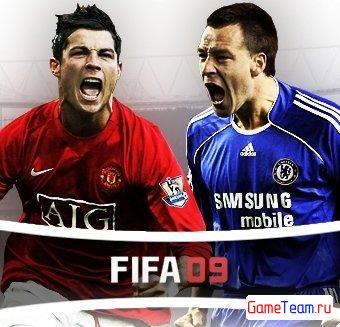 EA Mobile 'FIFA 2009' - Новый футбольный сезон!