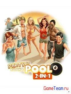 Digital Chocolate 'Party Island Billard' - Все на вечеринку!
