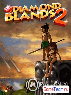 Digital Chocolate \'Diamond Islands 2\' - Снова на алмазный остров!