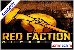 THQ Wireless \'Red Faction Guerrilla\' - В пух и прах!