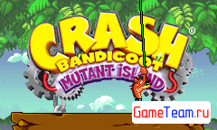 Glu Mobile \'Crash Bandicoot: Mutant Island\' - вспомним классику!