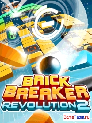 Digital Chocolate \'Brick Breaker Revolution 2\' - Круши-ломай v2!