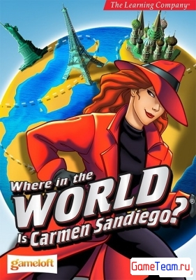 Gameloft \'Where in The World is Carmen Sandiego?\' - Крутим глобус!