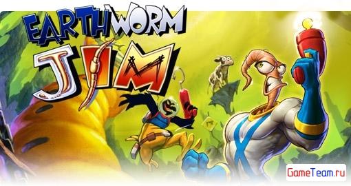 Gameloft \'Earthworm Jim\' - Удачный выход!