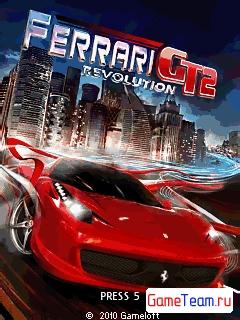 Обзор Ferrari GT2: Revolution от Gameloft