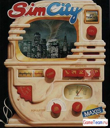 EA Mobile \'SimCity Deluxe\' - Скоро