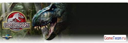 Gameloft \'Jurassic Park\' - T-Rex desu!