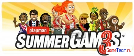 Playman Summer Games 3 - Игра для Android