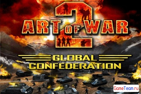 Art of War 2: Global Confederation - Игра для Android
