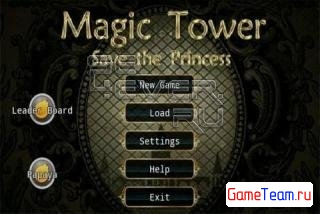 Magic Tower: Save the Princess