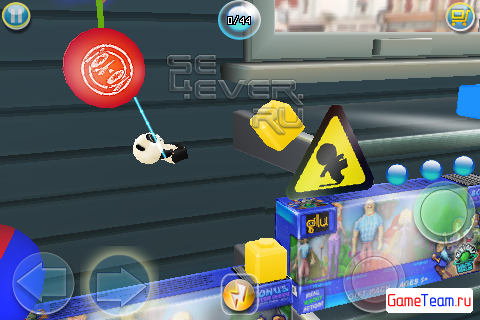 Toyshop Adventures [3D]