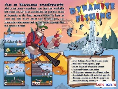 Dynamite Fishing Gold
