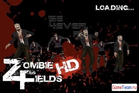 Zombie Field HD