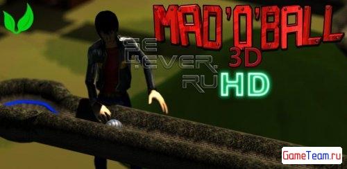 Mad O Ball 3D Zero HD