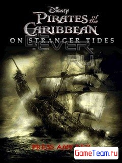 Pirates Of The Caribbean: On Stranger Tides/Пираты карибского моря: На странных берегах