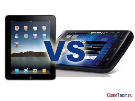 Сравнение планшетов на Андроид и iPad 3
