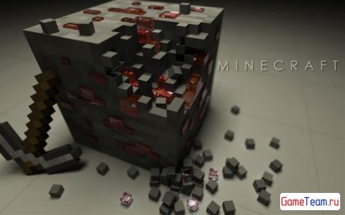 Игра в жанре  «песочница»  - Minecraft