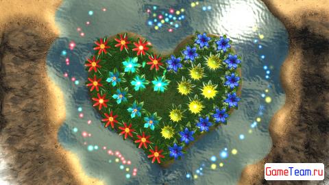 Rills Blossom: жизнь как вода и цветы сияют