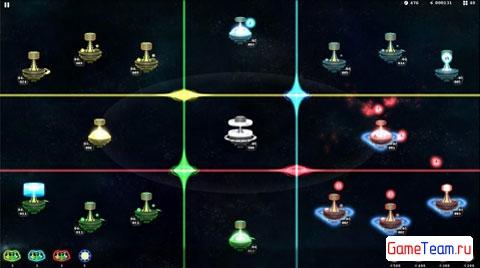 Tower Invaders: башни ближе к звёздам