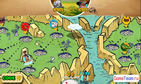 ZugaLand: поймай козу, найди амулет и побей обезьяну