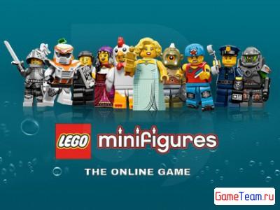 LEGO Minifigures Online выйдет на iPad и Android-планшеты этим летом