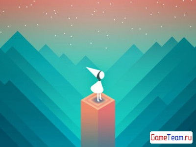 Monument Valley стала доступна в Google Play