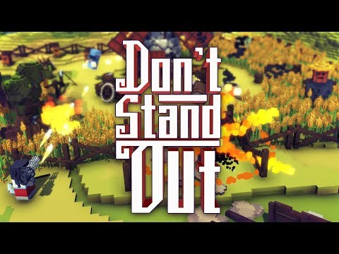 Новый трейлер Don`t Stand Out