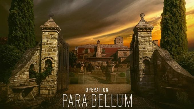 Tom Clancy's Rainbow Six: Siege: операция Para Bellum