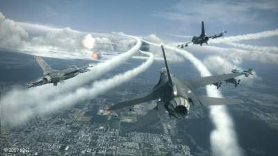 Названа дата релиза Ace Combat 7: Skies Unknown