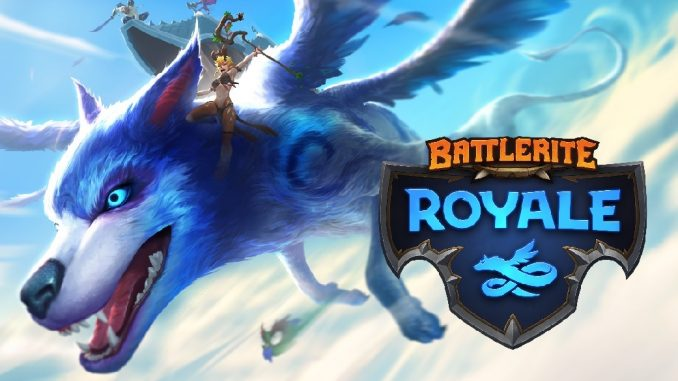 Battlerite Royale: ранний доступ и  маунты