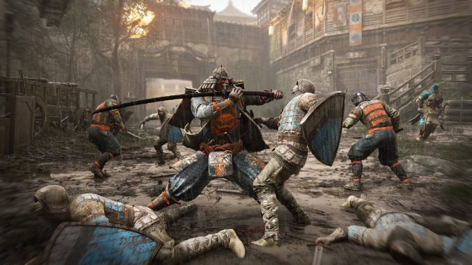 For Honor: новый PvE-режим «Аркада»