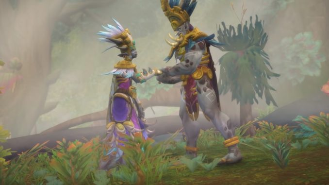 World of Warcraft: дополнение Battle for Azeroth уже доступно