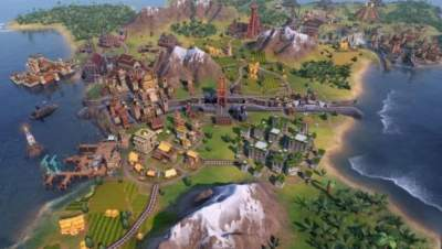 Вышел трейлер Civilization VI: Gathering Storm