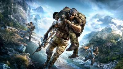 Ubisoft представила Ghost Recon: Breakpoint
